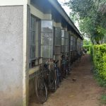 The Water Project: ACK St. Peter's Khabakaya Secondary School -  Students Bicycles To Get To School