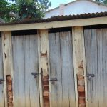 The Water Project: Mutiva Primary School -  Girls Latrines