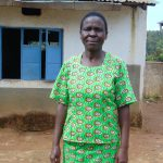 The Water Project: Kapkoi Primary School -  Teacher Mrs Winnie Odemo