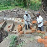 The Water Project: Bung'onye Community, Shilangu Spring -  Brick By Brick
