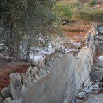 The Water Project: Mukuku Community -  Dam Construction Phase Six