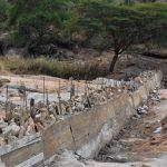 The Water Project: Mukuku Community -  Dam Construction Phase Three