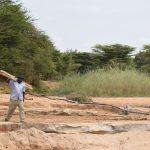 The Water Project: Mukuku Community -  Hauling Lumber