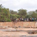 Mukuku Community sand dam complete!