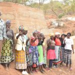 The Water Project: Kathuli Community -  Thumbs Up For Completed Dam