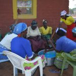 The Water Project: Tulimani Community -  Mixing Soap