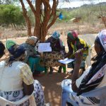 The Water Project: Tulimani Community -  Participants Listen During Training