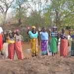The Water Project: Tulimani Community -  Shg Members At The Dam