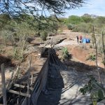 The Water Project: Kala Community B -  Dam Construction