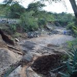 The Water Project: Kala Community B -  Dam Site