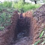 The Water Project: Kala Community B -  Trenching