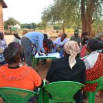 The Water Project: Kathuli Community -  Sanitation And Hygiene Training