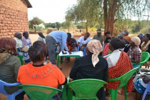 The Water Project:  Sanitation And Hygiene Training