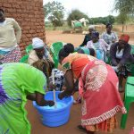 The Water Project: Kathuli Community -  Soapmaking