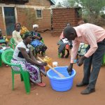 The Water Project: Kathuli Community -  Soapmaking Demonstration