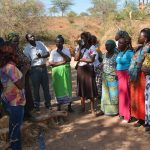 The Water Project: Kathuli Community -  Training Discussion