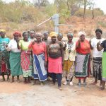 The Water Project: Kathuli Community A -  Shg Members Celebrate Their New Well