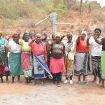 The Water Project: Kathuli Community A -  Thumbs Up