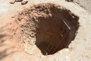The Water Project:  Hole For Well