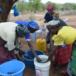 The Water Project: Tulimani Community A -  Soapmaking
