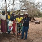 The Water Project: Tulimani Community A -  Tippy Tap Demonstration