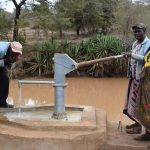 The Water Project: Kala Community C -  Drinking Well Water