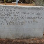The Water Project: Kala Community C -  Plaque