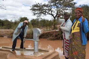 The Water Project:  Thumbs Up For Complete Well