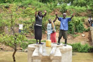 The Water Project:  Celebrating The New Well