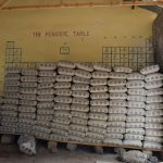 The Water Project: Kiundwani Secondary School -  Cement For Tank