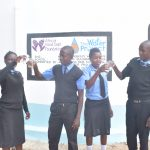 The Water Project: Kiundwani Secondary School -  Cheers