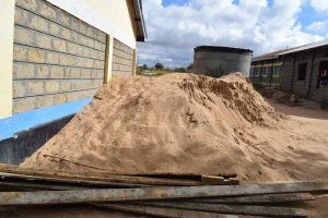 The Water Project:  Dirt For Tank Construction