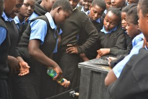 The Water Project:  Handwashing With Soap At The Training