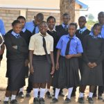 The Water Project: Kiundwani Secondary School -  Health Club Members