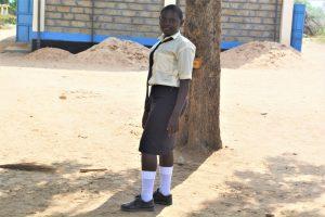 The Water Project:  Hellen Mwikali