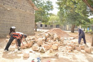 The Water Project:  Locally Provided Materials