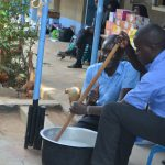 The Water Project: Kiundwani Secondary School -  Soapmaking