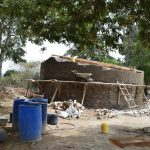 The Water Project: Kiundwani Secondary School -  Tank Construction