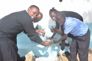 The Water Project:  Thumbs Up