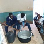 The Water Project: Katalwa Secondary School -  Soapmaking