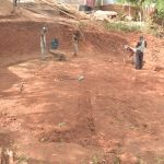 The Water Project: Katalwa Secondary School -  Tank Site