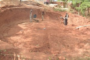The Water Project:  Tank Site