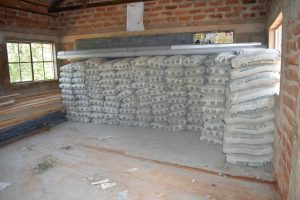 The Water Project:  Cement For Construction