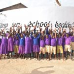 The Water Project: Kwa Kyelu Primary School -  Cheering For The Tank