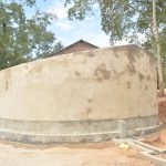 The Water Project: Kwa Kyelu Primary School -  Completed Tank Construction