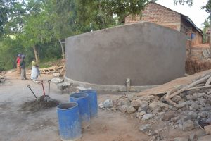 The Water Project:  Construction Phase Three