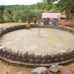 The Water Project: Kwa Kyelu Primary School -  Construction Phase Two