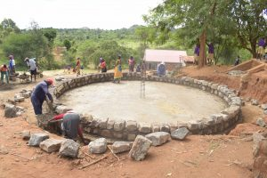 The Water Project:  Construction Phase Two