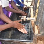 The Water Project: Kwa Kyelu Primary School -  Handwashing