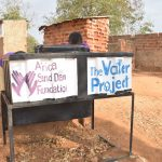 The Water Project: Kwa Kyelu Primary School -  Handwashing Station